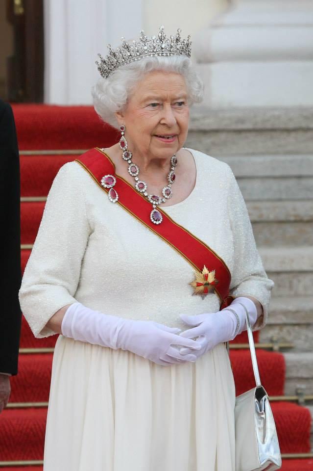 As seen in Die Queen in Berlin - The Queen in Berlin