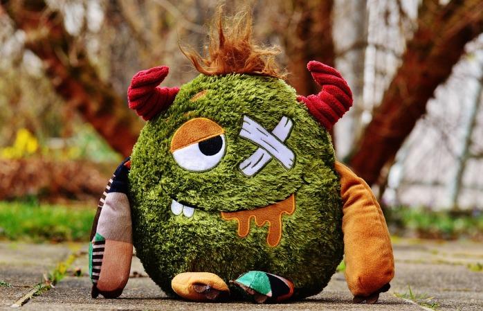 Isn't this monster full of fun?!