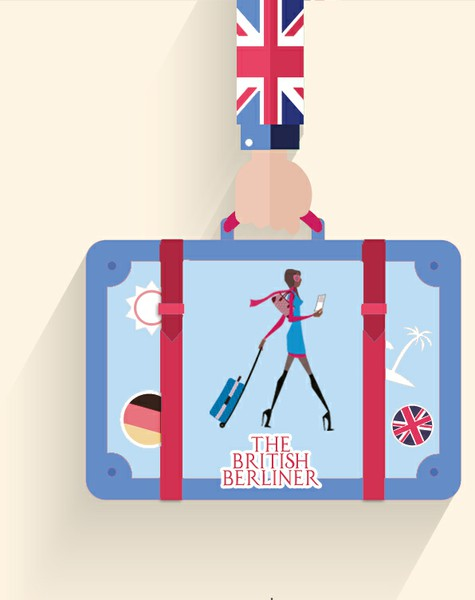 Me - The British Berliner - Live a life of both style & travel.
