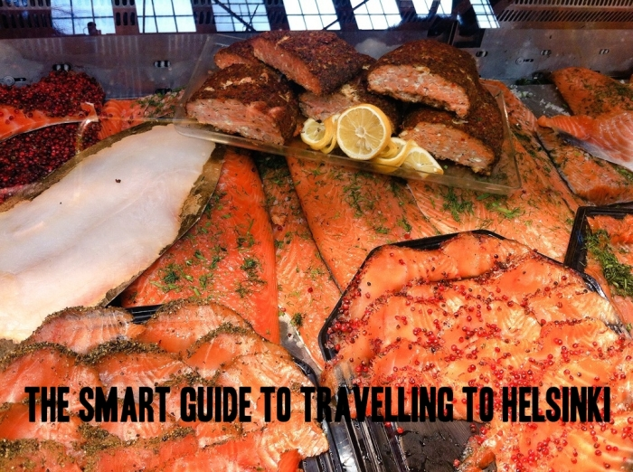 The Smart Guide to Travelling to Helsinki.