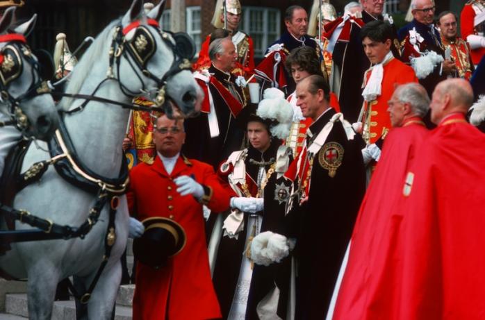 Queen Elizabeth & The Duke of Edinburgh - UK /GB