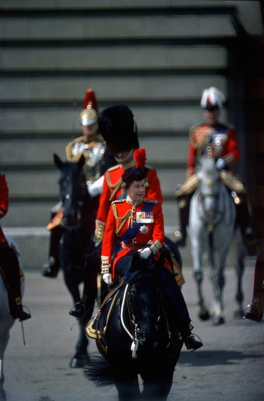 Queen Elizabeth II - UK /GB