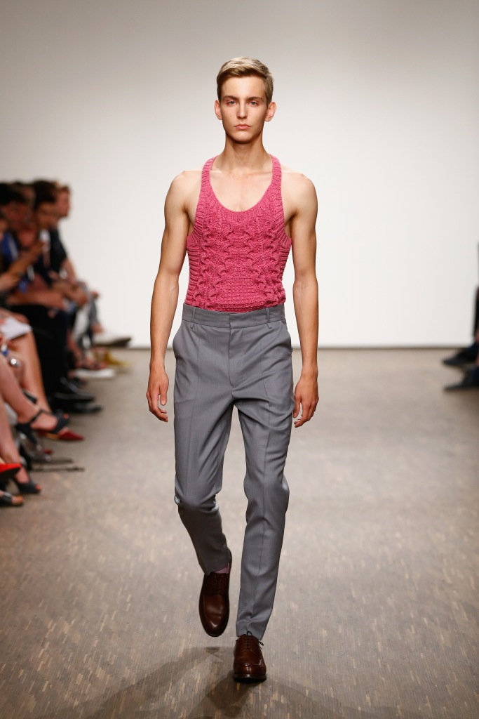 Mercedes-Benz Fashion Week Berlin Spring/Summer 2016.