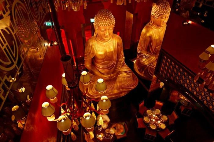 Buddha can see yooooou!