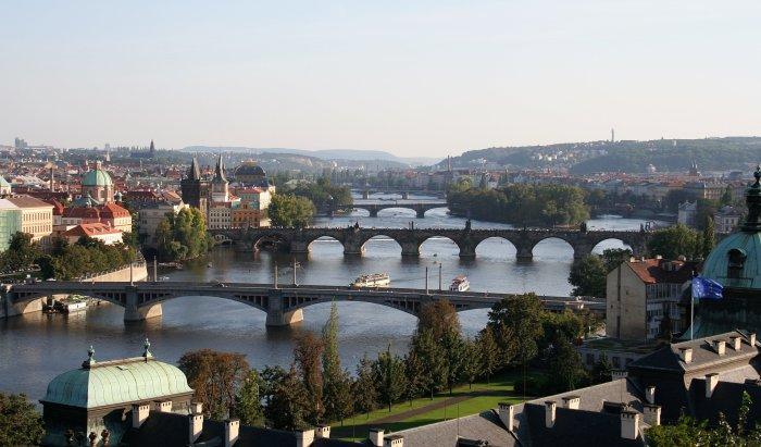 Vltava in Prague © Che