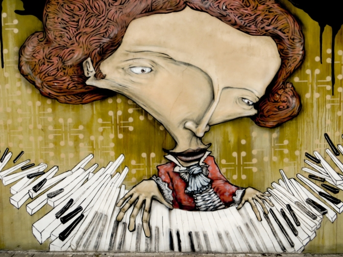 Chopin - Classical Warsaw - Poland's most famous composer and virtuoso pianist.