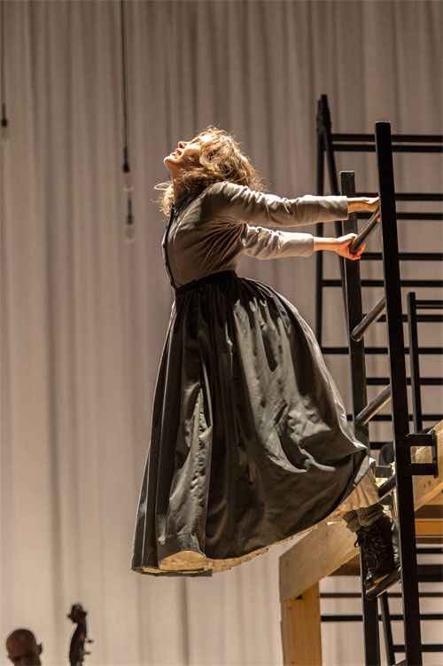 Jane Eyre at the Bristol Old Vic. © Manuel Harlan.