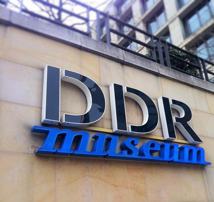 The DDR - East German Museum in Berlin.