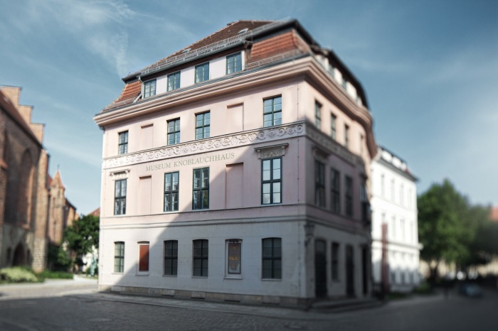 The Knoblauchhaus in Berlin. © Stadtmuseum Berlin | Photo: Cornelius M. Braun