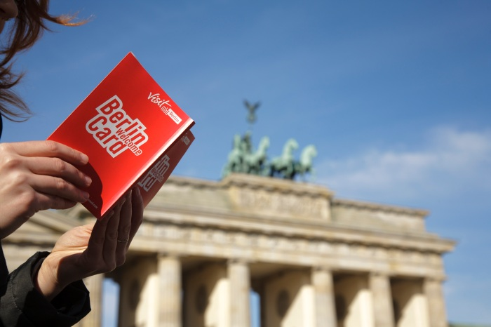 The Berlin WelcomeCard - ©Dirk Mathesius