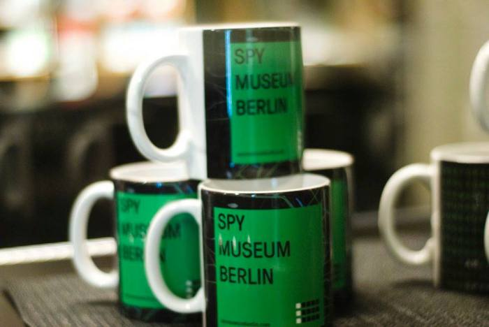 Spy Museum - Berlin © Therese Sivertsson