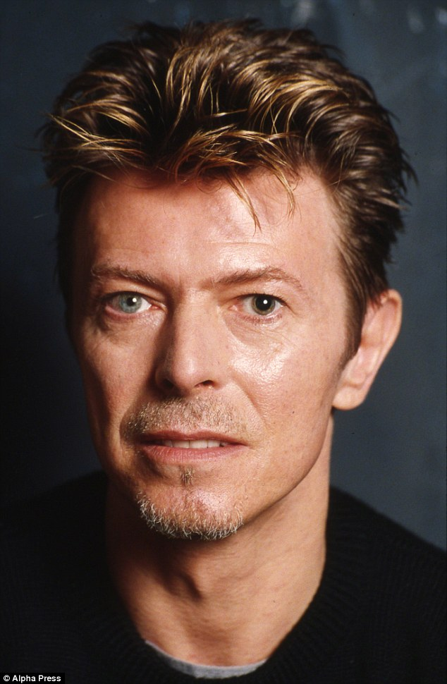David Bowie ©Alpha Press.