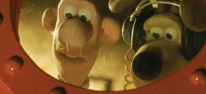RETROSPEKTIVE - Wallace and Gromit - British Shorts Film Festival 2016.