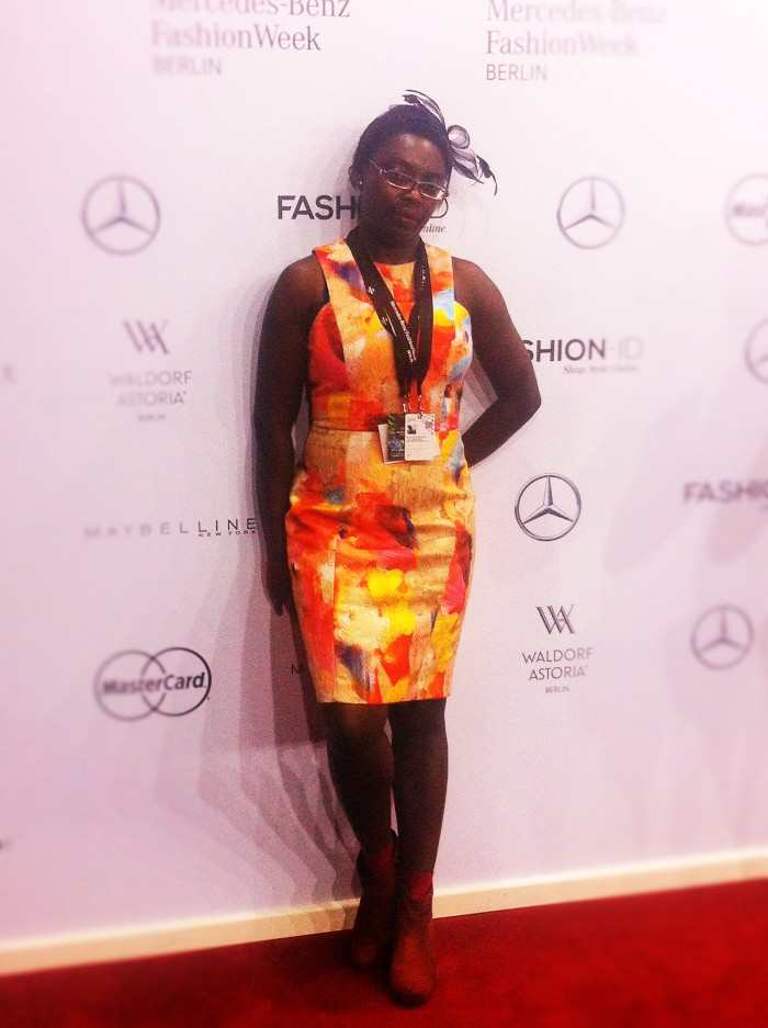 Me, myself & I - Mercedes-Benz Fashion Week Berlin - Autumn/Winter 2016!