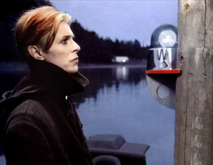 The Man Who Fell to Earth. David Bowie.
