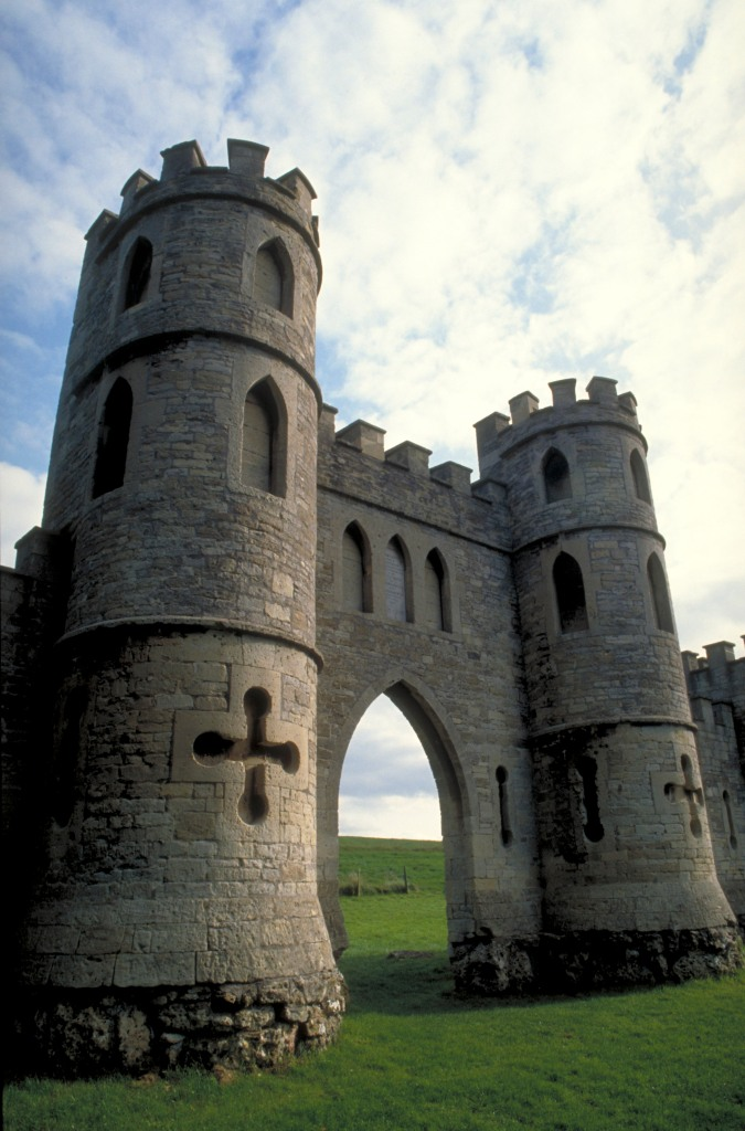 Sham Castle.