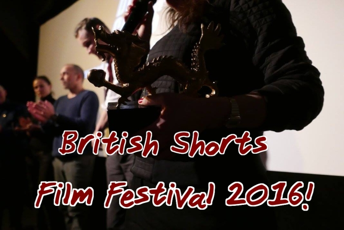 British Shorts Film Festival 2016!