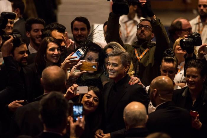 George Clooney © Berlinale