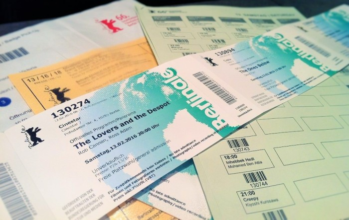 Get your Berlinale film tickets in person!