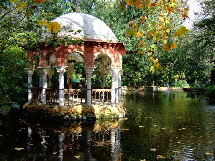 Parque de María Luisa in Sevilla.