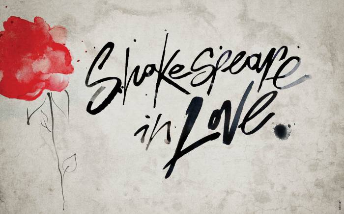 Shakespeare in Love!