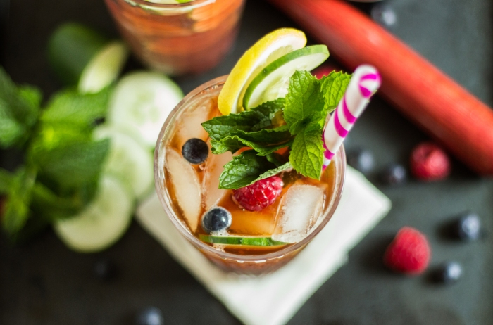 Have a Pimms on me! Cheers!