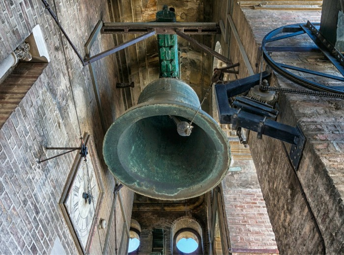The bells of Seville.