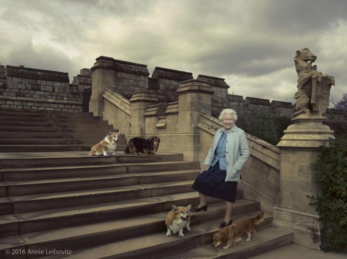The Queen is 90!