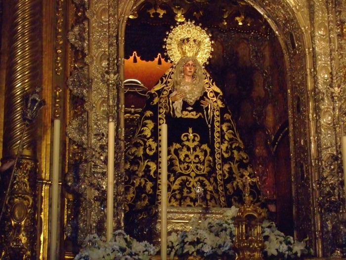 Holy Week, otherwise known as Semana Santa de Sevilla!