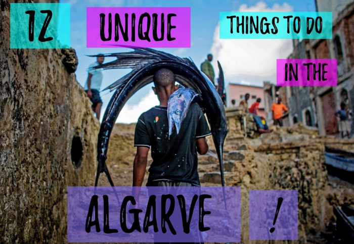 12 Unique things to do in the Algarve!