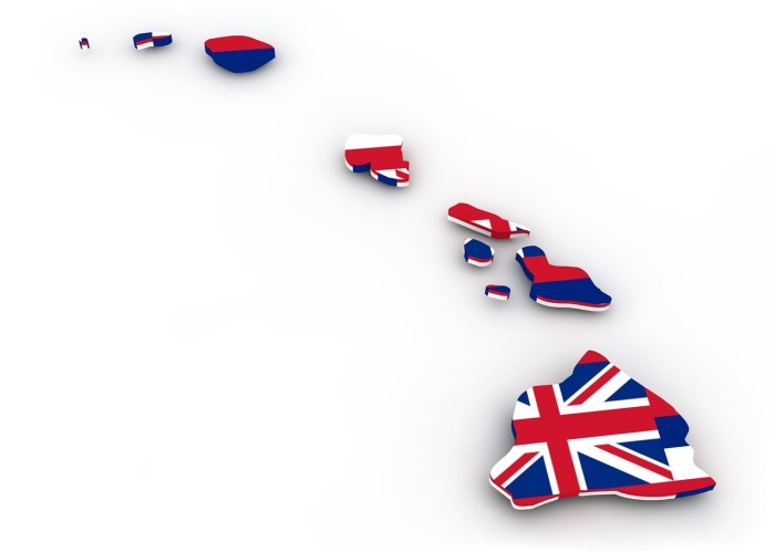 The United Kingdom is an island nation. We'll be out. Alone.