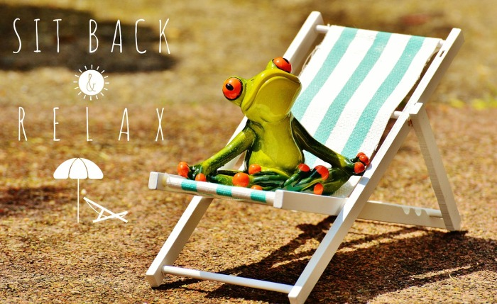 Sit back & relax while I go on Victoria's Summer European Challenge Campaign!