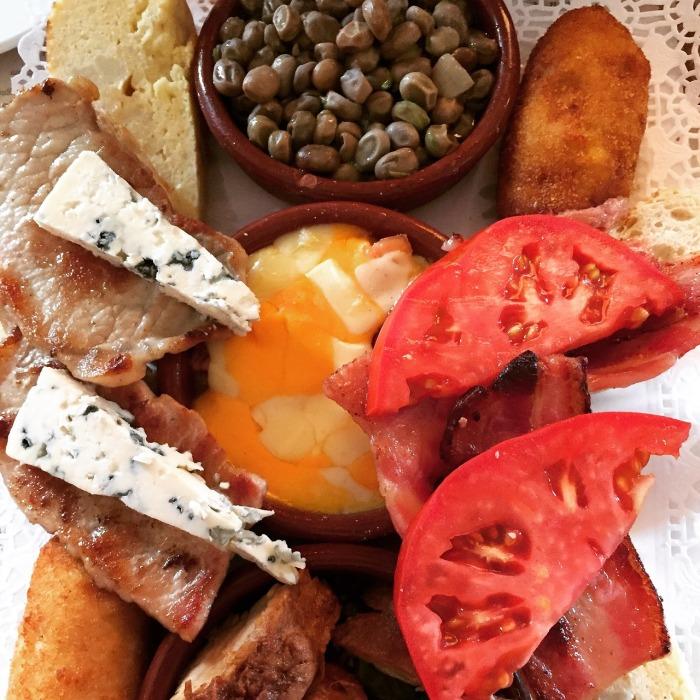 Spanish tapas galore!