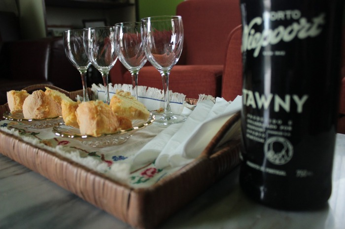 Port Wine, otherwise known as Vinho do Porto!