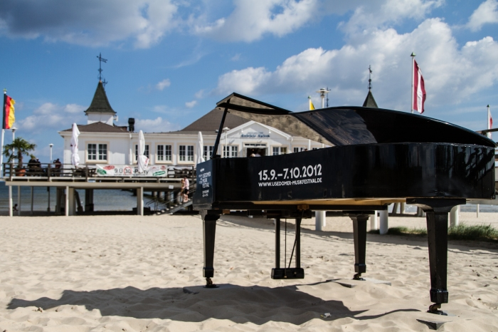 On Usedom - a Baltic Sea island in Pomerania, Germany!