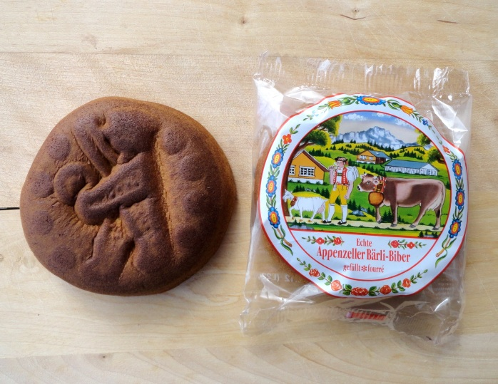 Appenzeller Biber, otherwise known as Swiss gingerbread! Why you should visit Switzerland, and eat cheese!