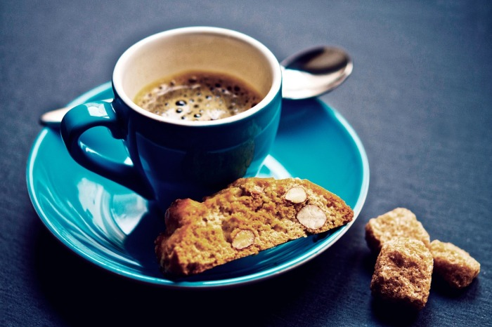 An espresso with an Italian biscuit! Italy in photography: My homage to a remarkable country!