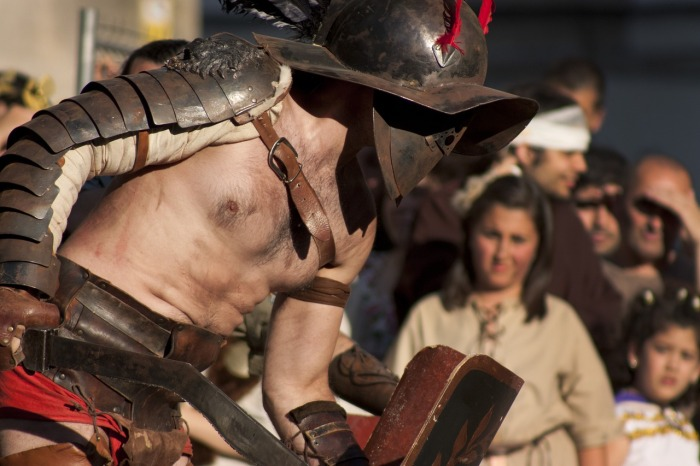 Gladiators! Are you reeeeeeeeady! Italy in photography: My homage to a remarkable country!