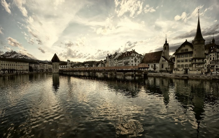 How to spend 48 astonishing hours in Lucerne, otherwise known as Luzern!