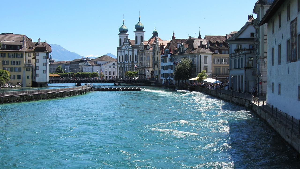How To Spend 48 Astonishing Hours In Lucerne, Otherwise Known As Luzern    On A