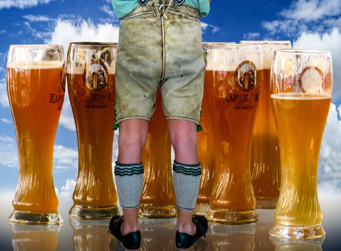 Swiss beer was almost the same price as water! Why you should visit Switzerland, and eat cheese!