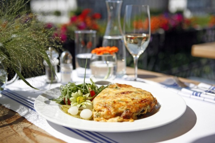 Käseschnitte - a slice of bread coated with cheese, flour, milk or cream and egg yolk! Why you should visit Switzerland, and eat cheese!