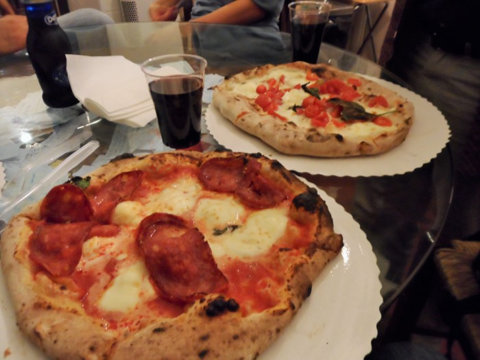 Real pizza without a million toppings! Italy in photography: My homage to a remarkable country!