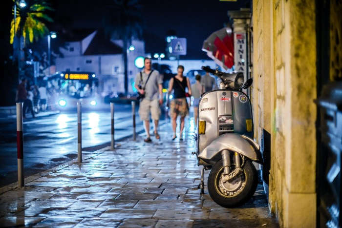 That old romantic - the vespa! Italy in photography: My homage to a remarkable country!