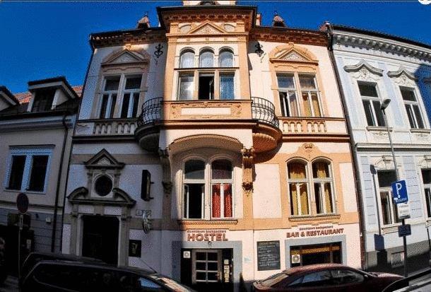 Downtown Backpacker's Hostel in Bratislava, Slovakia!