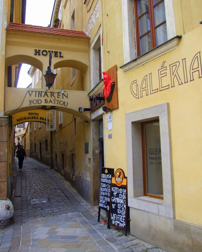 Go on a walking tour in the Old Town. Should you visit Bratislava, or stay at home and not bother!