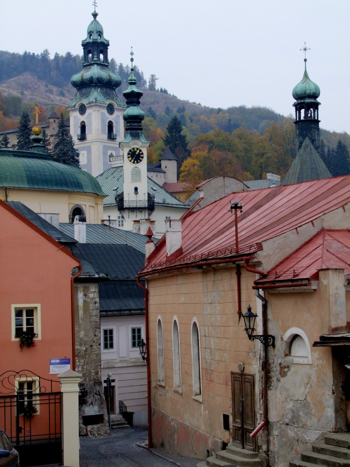 The Old Town in Slovakia. Should you visit Bratislava, or stay at home and not bother!