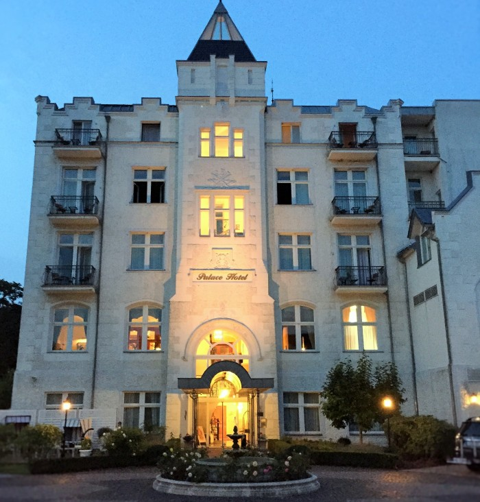 The Usedom Palace Hotel ©The Music Producer - Frank Böster