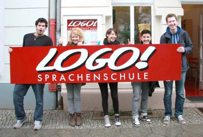 I'll soon be working for Logo Sprachenschule!