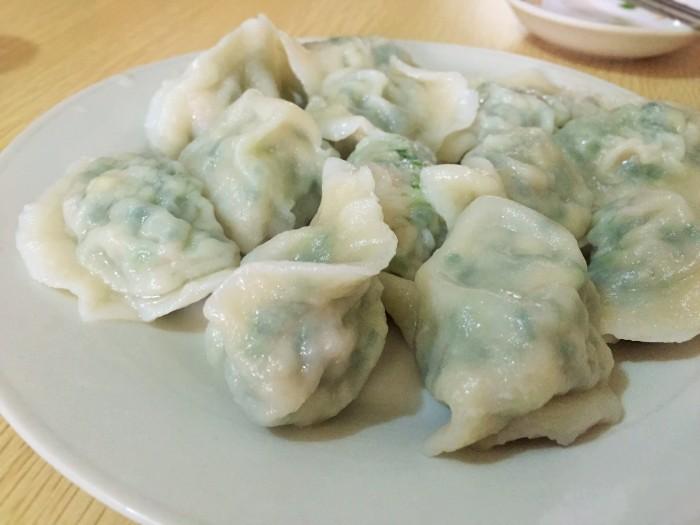 Dumplings in Manila!